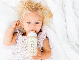 Baby Bottle Tooth Decay - Pediatric Dentist in Tracy, CA