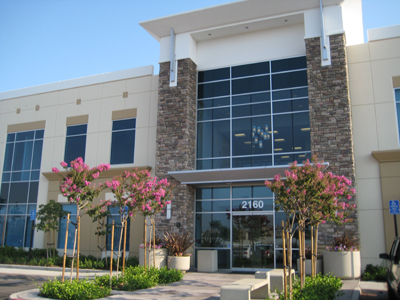 Front of Building - Tour of Pediatric Dentist in Tracy, CA